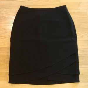 Ann Taylor Tulip Layered Skirt